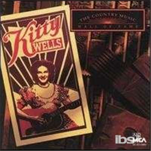 CD Country Music Hall of Fame di Kitty Wells