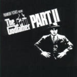 Foto Cover di Il Padrino parte II (The Godfather Part II), CD di Nino Rota, prodotto da MCA