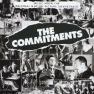 CD The Commitments (Colonna Sonora)