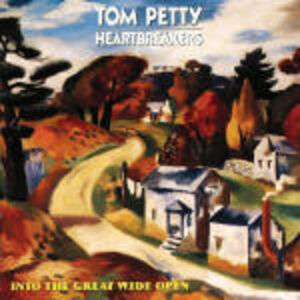 CD Into the Great Wide Open Tom Petty , Heartbreakers