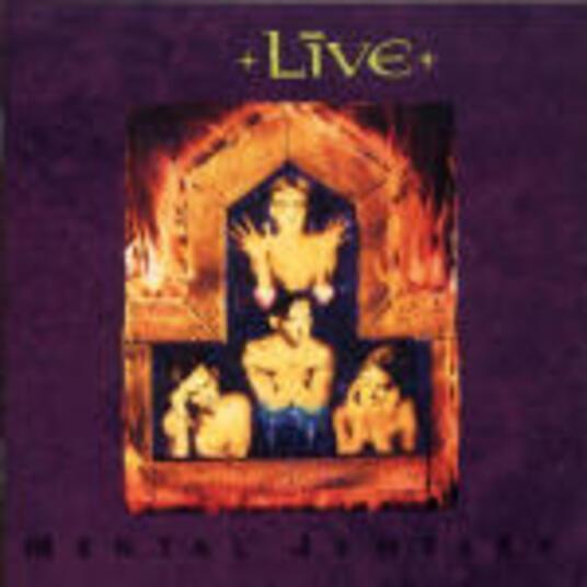 Mental Jewelry - CD Audio di Live