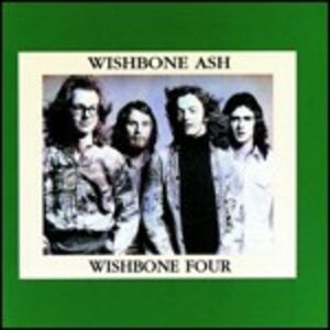 Foto Cover di Wishbone Four, CD di Wishbone Ash, prodotto da Mca