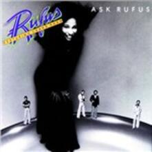 Ask Rufus - CD Audio di Rufus