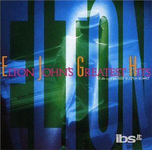 Foto Cover di Greatest Hits vol.3, CD di Elton John, prodotto da Mca