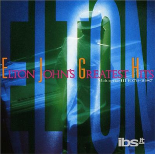 CD Greatest Hits vol.3 di Elton John