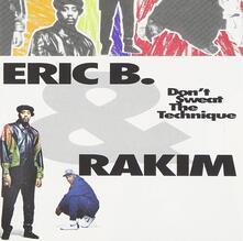 Don't Sweat the Technique - CD Audio di Rakim,Eric B