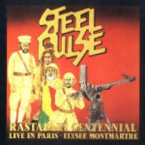 Rastafari Centennial: Live in Paris - CD Audio di Steel Pulse