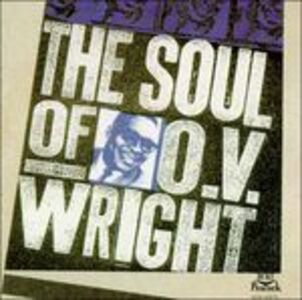 CD Soul of di O.V. Wright
