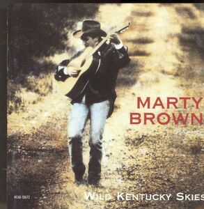 CD Wild Kentucky Skies di Marty Brown