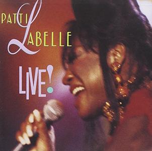 CD Live di Patti Labelle