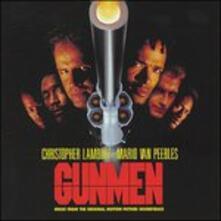 Gunmen (Colonna sonora) - CD Audio