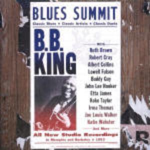 CD Blues Summit di B.B. King
