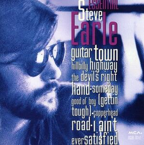 Essential - CD Audio di Steve Earle