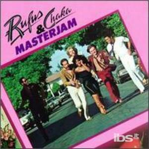 Masterjam - CD Audio di Rufus,Chaka Khan