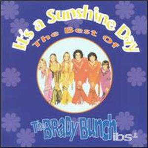 Foto Cover di It's a Sunshine Day, CD di Brady Bunch, prodotto da Mca
