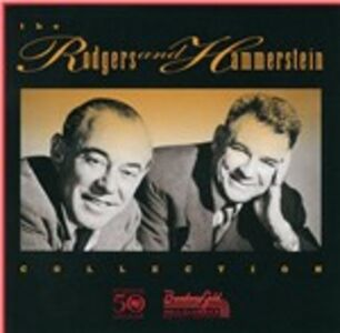 CD The Rodgers & Hammerstein Collection