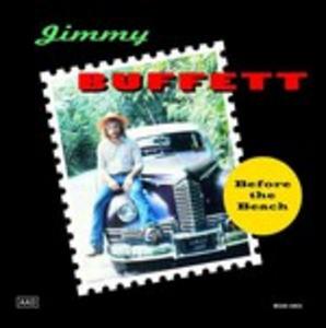 CD Before the Beach di Jimmy Buffett