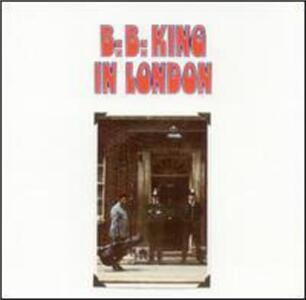 In London - CD Audio di B.B. King