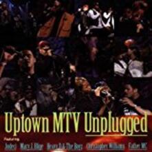 Uptown Mtv Unplugged - CD Audio