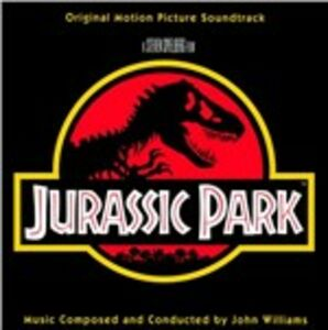 CD Jurassic Park (Colonna Sonora) di John Williams