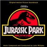 Cover della colonna sonora del film Jurassic Park 3D
