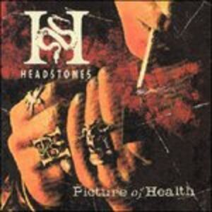 Foto Cover di Picture of Health, CD di Headstones, prodotto da Mca