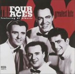 CD Greatest Hits di Four Aces