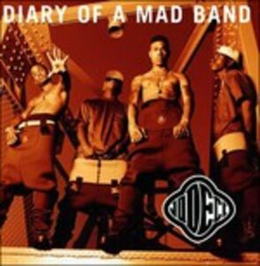 CD Diary of a Mad Band di Jodeci