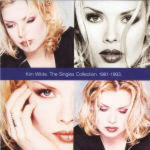 Foto Cover di The Singles Collection 1981-1993, CD di Kim Wilde, prodotto da Mca