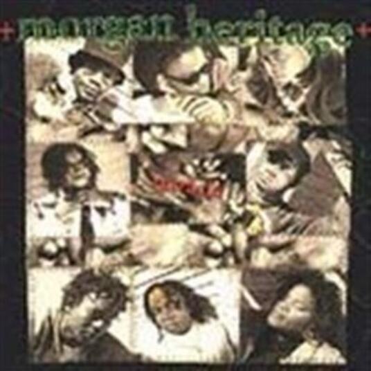 Miracle - CD Audio di Morgan Heritage