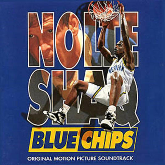 Blue Chips (Colonna sonora) - CD Audio