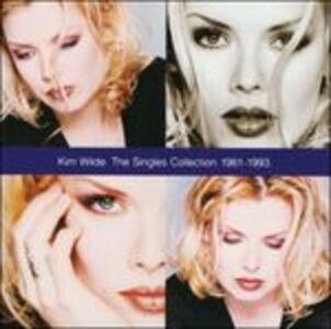 CD Singles Collection di Kim Wilde