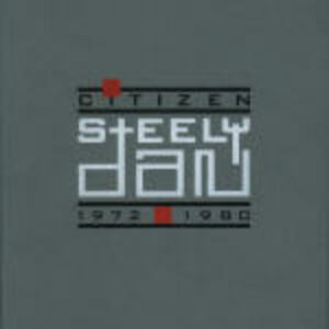 Foto Cover di Citizen Steely Dan 1972-1980, CD di Steely Dan, prodotto da MCA