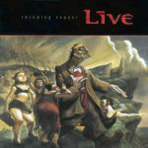 Throwing Copper - CD Audio di Live