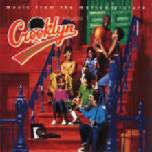 Crooklyn (Colonna sonora) - CD Audio