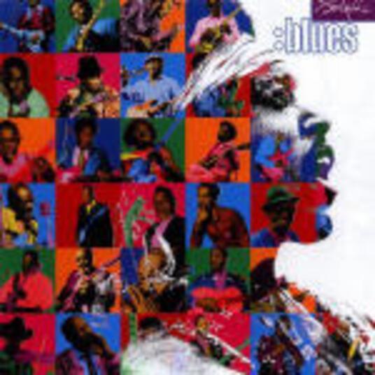 Blues - CD Audio di Jimi Hendrix