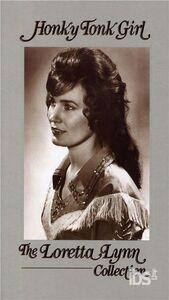 CD Honky Tonk Girl di Loretta Lynn