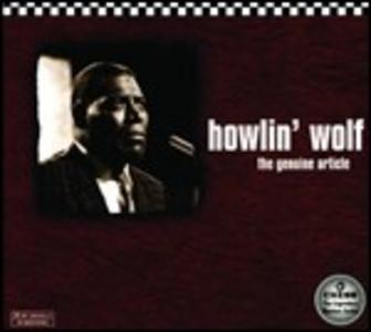 CD The Genuine Article di Howlin' Wolf