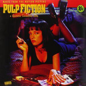 Vinile Pulp Fiction (Colonna Sonora)