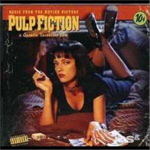 Foto Cover di Pulp Fiction, CD di  prodotto da Mca
