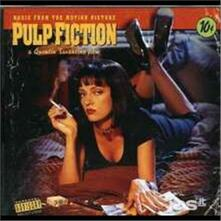 Pulp Fiction (Colonna sonora) - CD Audio