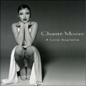 CD A Love Supreme di Chante Moore