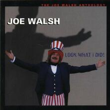 Look What I Did - CD Audio di Joe Walsh