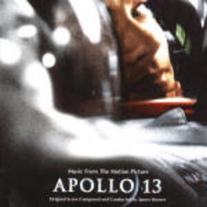 Foto Cover di Apollo 13, CD di James Horner, prodotto da MCA