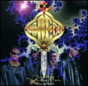 Vinile The Show, the After Party, the Hotel Jodeci