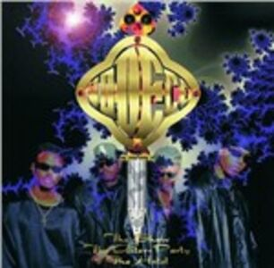 CD The Show, the After Party, the Hotel di Jodeci