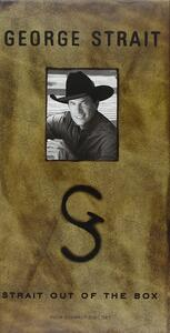 Strait Out of the Box - CD Audio di George Strait