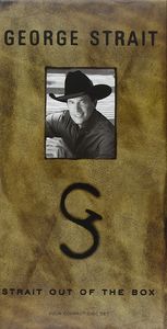 CD Strait Out of the Box di George Strait