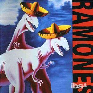 Foto Cover di Adios Amigos, CD di Ramones, prodotto da Radioactive