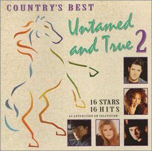 CD Untamed & True vol.2